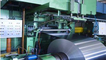 HZZG aluminum foil rolling mill